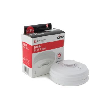 Aico Heat Alarm - Mains Powered with Lithium Back-up, RadioLink + (Replaced by EI3014)