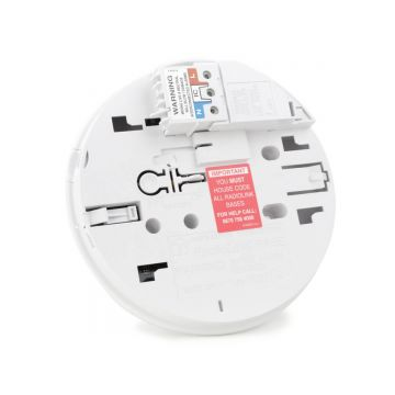 Aico EI168RC RadioLink Base, Wired with Rechargeable Lithium Back-up