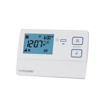 Timeguard 7 Day Digital Heating Programmer, 2 Channel