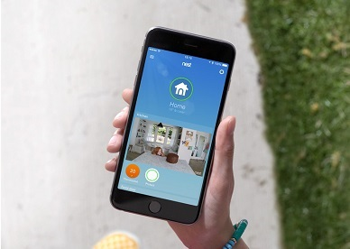 Keep your van and tools safe with Google Nest
